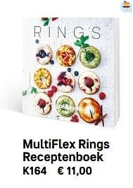 Multiflex rings receptenboek-Huismerk - Tupperware
