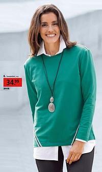Sweatshirt-Laura Kent