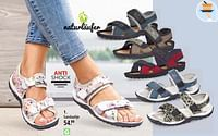 Sandaaltje-Naturläufen