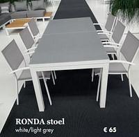 Ronda stoel-Huismerk - Desomer-Plancke