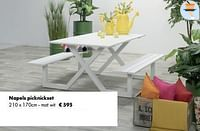 Napels picknickset-Huismerk - Desomer-Plancke
