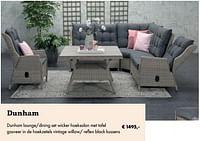 Dunham lounge-Huismerk - Desomer-Plancke