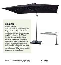 Falcon t1-Platinum Casual Living