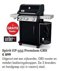 Weber spirit ep-335 premium gbs-Weber