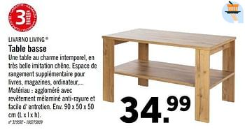 table basse  7340609