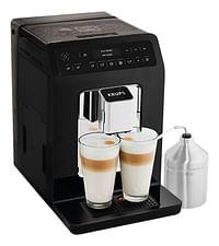 Krups Volautomatische espressomachine Evidence & Milk EA891810 zwart-Krups