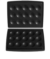 Fritel Bakplaten voor poffertjes - 2 stuks-Fritel