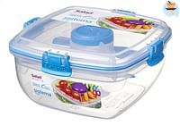 Sistema Lunchbox To Go Salad 1,1 l-Sistema