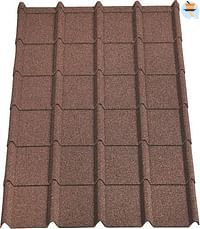 Aquaplan Aqua-pan Ebena Black Cherry 1 m²-Aquaplan