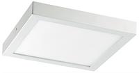 Ethos LED Plafonnière 1 x 6 W vierkant wit-Ethos