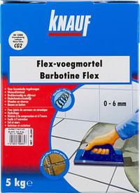 Knauf Flex voegmortel doos 5 kg wit-Knauf