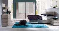 Slaapkamer Riccardo-Huismerk - O & O Trendy Wonen