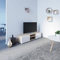 TV-meubel Podium 140-Huismerk - O & O Trendy Wonen