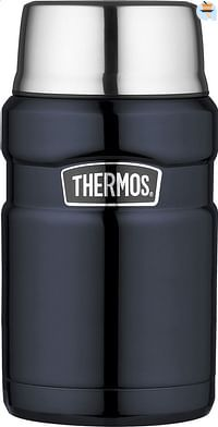 Thermos voedseldrager King 0,71 l blauw-Thermos
