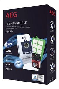 AEG 4 stofzuigerzakken S-bag Performance kit-AEG