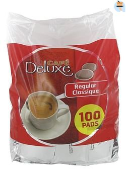 Beyers Koffiepads Café Deluxe regular - 100 stuks