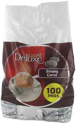 Beyers Koffiepads Café Deluxe strong - 100 stuks