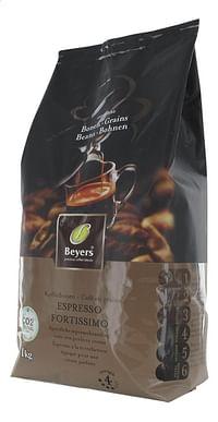 Beyers koffiebonen Espresso Fortissimo 1 kg-Beyers