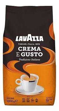LavAzza Koffiebonen Crema e Gusto 1 kg-Lavazza