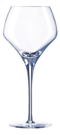 Chef & Sommelier 6 wijnglazen Open Up Round 37 cl-Chef & Sommelier