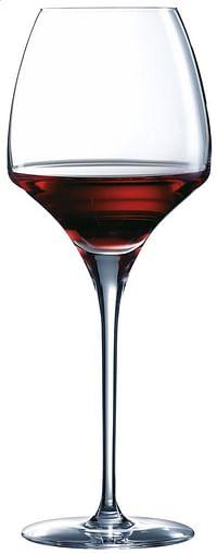 Chef & Sommelier 6 wijnglazen Open Up Universal Tasting 40 cl-Chef & Sommelier