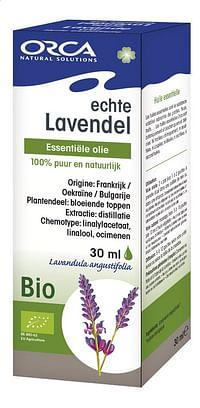 Orca Bio etherische olie 30 ml lavendel-Orca