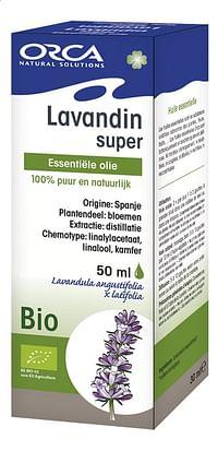 Orca Bio etherische olie lavandin 50 ml-Orca