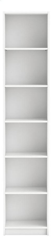Demeyere Meubles Boekenkast Blanco wit decor B 40 cm-Demeyere Meubles