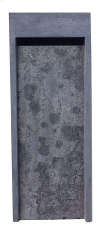 Vandix Brievenbus Stone blauw/grijs-Vandix
