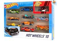 Hot Wheels 10-pack-Hot Wheels