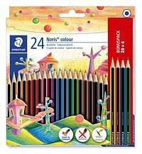 Noris Colour kleurpotloden 20+4 GRATIS-Staedtler