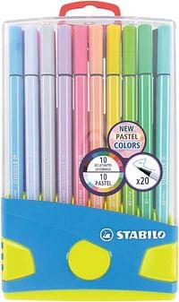Stabilo Pen 68 Pastel Parade-Stabilo