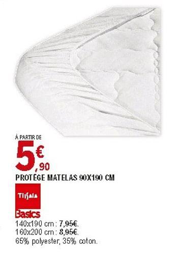 Promotion E Leclerc Protege Matelas Produit Maison E Leclerc Meubles Valide Jusqua 4 Promobutler