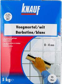 Knauf Voegmortel 5 kg wit-Knauf