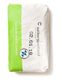 Aalborg Cement wit 42,5 25 kg-Huismerk - Makro