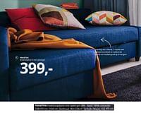 Friheten hoekslaapbank met opberger-Huismerk - Ikea