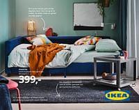 Friheten hoekslaapbank met opberger zie pagina 2-Huismerk - Ikea