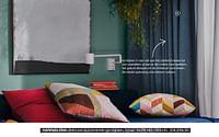 Hannalena deels verduisterende gordijnen-Huismerk - Ikea