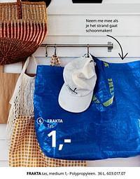 Frakta tas-Huismerk - Ikea
