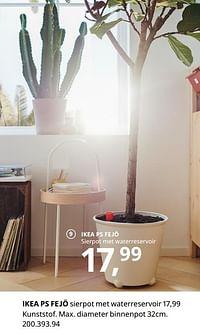 Ikea ps fejö sierpot met waterreservoir-Huismerk - Ikea