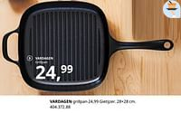 Vardagen grillpan-Huismerk - Ikea