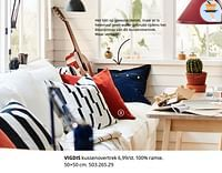 Vidgis kussenovertrek-Huismerk - Ikea