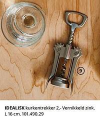Idealisk kurkentrekker-Huismerk - Ikea