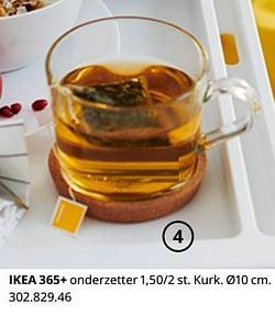 Ikea 365+ onderzetter