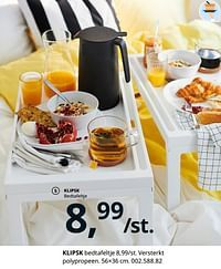 Klipsk bedtafeltje-Huismerk - Ikea