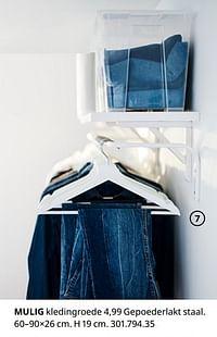 Mulig kledingroede-Huismerk - Ikea