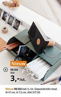Rejsa bak-Huismerk - Ikea