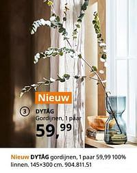 Dytåg gordijnen-Huismerk - Ikea