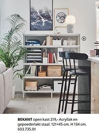 Bekant open kast-Huismerk - Ikea