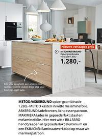 Metod-askersund opbergcombinatie-Huismerk - Ikea